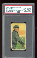 Cy Young 1909-11 T206 #524 / Bare Hand Shows (PSA Authentic) (Altered) at PristineAuction.com