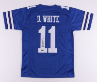 Danny White Signed Jersey (Beckett Hologram) at PristineAuction.com