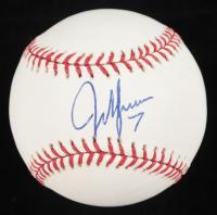 Jeff Francoeur Signed OML Baseball (JSA COA) at PristineAuction.com