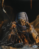 """Ian Whyte Signed """"Clash of the Titans"""" 8x10 Photo Inscribed """"Sheikh Suleiman Titans"""" (Beckett COA) at PristineAuction.com"""