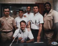 "Robert Wuhl Signed ""Good Morning, Vietnam"" 8x10 Photo (Beckett COA) at PristineAuction.com"