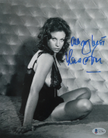"""Lana Wood Signed 8x10 Photo Inscribed """"All My Best"""" (Beckett COA) at PristineAuction.com"""