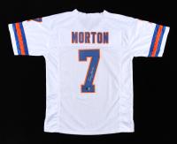 Craig Morton Signed Jersey (Beckett Hologram) at PristineAuction.com