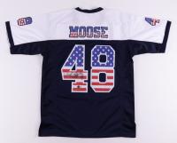 "Daryl ""Moose"" Johnston Signed Jersey (Beckett Hologram) at PristineAuction.com"