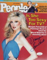 Morgan Fairchild Signed 8x10 Photo (JSA Hologram) at PristineAuction.com