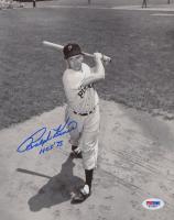 "Ralph Kiner Signed Pirates 8x10 Photo Inscribed ""HOF '75"" (PSA COA) at PristineAuction.com"