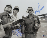 Dale Inman & Richard Petty Signed 8x10 Photo (Beckett COA) at PristineAuction.com