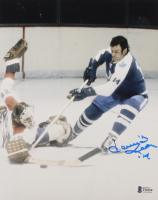 Dave Keon Signed Maple Leafs 8x10 Photo (Beckett COA) (See Description) at PristineAuction.com