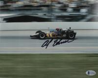 Al Unser Signed 8x10 Photo (Beckett COA) at PristineAuction.com