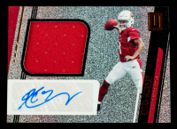 Kyler Murray 2019 Panini Unparalleled #302 JSY AU at PristineAuction.com