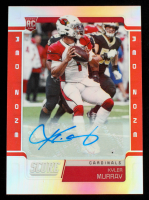 Kyler Murray 2019 Score Rookie Autographs Red Zone #458 #1/20 at PristineAuction.com