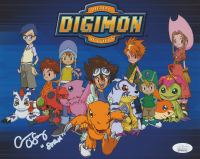 """Colleen O'Shaughnessey Signed """"Digimon"""" 8x10 Photo Inscribed """"Sora"""" (JSA COA) at PristineAuction.com"""