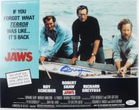 "Richard Dreyfuss Signed ""Jaws"" 11x14 Photo (JSA Hologram) at PristineAuction.com"