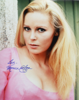 """Veronica Carlson Signed 11x14 Photo Inscribed """"Love"""" (JSA Hologram) at PristineAuction.com"""
