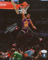 Donovan Mitchell Signed Jazz 8x10 Photo (JSA COA) at PristineAuction.com