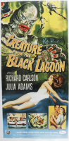 """Ricou Browning Signed """"Creature From the Black Lagoon"""" 10x20 Photo (JSA Hologram) at PristineAuction.com"""