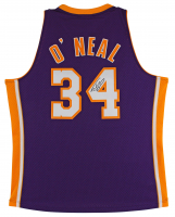 Shaquille O'Neal Signed Lakers Jersey (Beckett COA) at PristineAuction.com