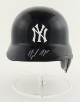 Miguel Andujar Signed Yankees Full-Size Authentic On-Field Batting Helmet (Beckett COA) at PristineAuction.com