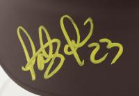 Fernando Tatis Jr. Signed Padres Full-Size Authentic On-Field Matte Brown Batting Helmet (Beckett Hologram) at PristineAuction.com