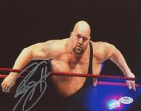 Big Show Signed WWE 8x10 Photo (PSA COA) at PristineAuction.com
