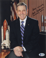 """Robert D. Cabana Signed 8x10 Photo Inscribed """"Best Wishes"""" & """"Director, KSC"""" (Beckett COA) at PristineAuction.com"""