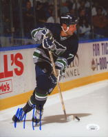 Paul Coffey Signed Whalers 8x10 Photo (JSA COA) at PristineAuction.com
