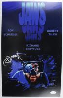 "Richard Dreyfuss Signed ""Jaws"" 11x17 Photo (JSA Hologram) at PristineAuction.com"