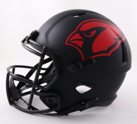 Zaven Collins Signed Cardinals Full-Size Eclipse Alternate Speed Helmet (Beckett COA) at PristineAuction.com