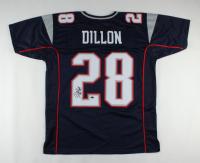 Corey Dillon Signed Jersey (Schwartz Sports COA) at PristineAuction.com