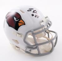 Zaven Collins Signed Cardinals Speed Mini Helmet (Beckett Hologram) at PristineAuction.com