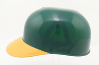 Miguel Tejada Signed Athletics Full-Size Batting Helmet (Schwartz COA) at PristineAuction.com