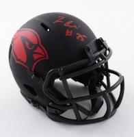 Zaven Collins Signed Cardinals Eclipse Alternate Speed Mini Helmet (Beckett COA) at PristineAuction.com