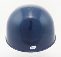 Omar Vizquel Signed Indians Full-Size Batting Helmet (Schwartz Sports COA) at PristineAuction.com