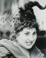 "Kathy Najimy Signed ""Hocus Pocus"" 8x10 Photo (Beckett COA) at PristineAuction.com"