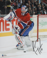 Carey Price Signed Canadiens 8x10 Photo (Beckett COA) at PristineAuction.com