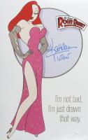 """Kathleen Turner Signed """"Who Framed Roger Rabbit"""" 11x17 Photo (JSA Hologram) (See Description) at PristineAuction.com"""