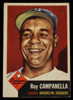 Roy Campanella 1953 Topps #27 DP at PristineAuction.com