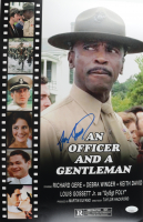 "Louis Gossett Jr. Signed ""An Officer And A Gentleman"" 11x17 Photo (JSA COA) at PristineAuction.com"