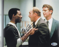 """John Ashton Signed """"Beverly Hills Cop"""" 8x10 Photo Inscribed """"Taggart"""" (Beckett COA) at PristineAuction.com"""