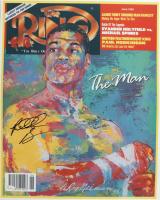 Riddick Bowe Signed 16x20 Photo (JSA Hologram) at PristineAuction.com