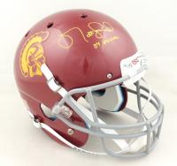 "Matt Leinart Signed USC Trojans Full-Size Helmet Inscribed ""04 Heisman"" (Schwartz Sports COA) at PristineAuction.com"