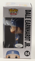 "Dale Earnhardt Jr. Signed NASCAR - ""Nationwide Insurance"" #04 Funko Pop! Vinyl Figure (JSA COA) (See Description) at PristineAuction.com"