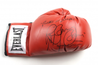 """Ray """"Boom Boom"""" Mancini Signed Everlast Boxing Glove Inscribed """"Punches in Bunches"""" (JSA COA) at PristineAuction.com"""