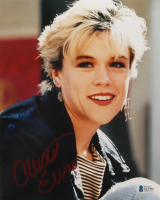 """Christine Elise McCarthy Signed """"Beverly Hills 90210"""" 8x10 Photo (Beckett COA) at PristineAuction.com"""