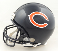 Roquan Smith Signed Bears Full-Size Authentic On-Field Pro-Line Helmet (Beckett COA) at PristineAuction.com