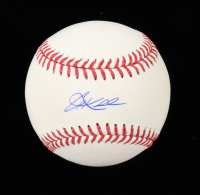 Corey Kluber Signed OML Baseball (Fanatics Hologram & MLB Hologram) at PristineAuction.com