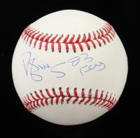 "Darryl Strawberry Signed OML Baseball Inscribed ""83 ROY"" (Steiner COA & SportsMemorabilia Hologram) at PristineAuction.com"
