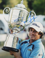 Jason Dufner Signed 8x10 Photo (Beckett COA) at PristineAuction.com