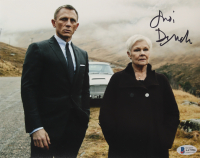 "Judi Dench Signed ""Skyfall"" 8x10 Photo (Beckett COA) at PristineAuction.com"