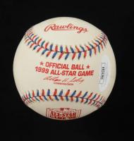 """Carl Yastrzemski Signed 1999 All-Star Game Baseball Inscribed """"HOF 89"""" (JSA COA) (See Description) at PristineAuction.com"""